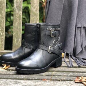 RAVEL Ladies Leather Dora Boots